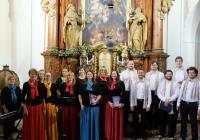 Koncert sborové hudby