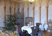 Vánoční prohlídky na hradě Bítov