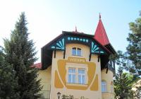 Vila Vyšehrad, Luhačovice