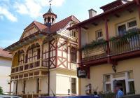 Vila Bellevue, Luhačovice