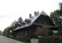 Vila Samorostlá, Luhačovice
