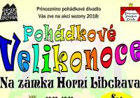Pohádkové Velikonoce na zámku Horní Libchava