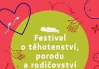 Festival o těhotenství, porodu a rodičovství
