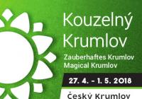 Kouzelný Krumlov