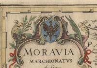 Morava nově zakreslená aneb Komenského mapa, co bylo před a po ní