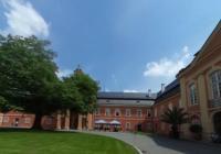 Sokolnické ukázky na zámku Dobříš