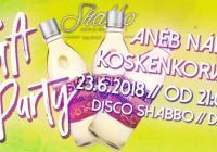 Mega retro párty s Koskenkorva Peach / Dj Pepino