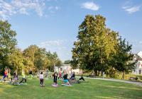 Sportovní park - Zámek Pardubice
