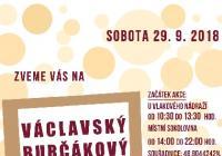 Václavský burčákový pochod - Moravská Nová Ves