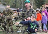 Dětský den v Lešanech
