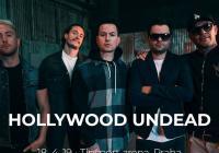 Hollywood Undead v Praze
