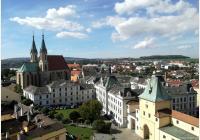 Kroměříž - za krásou kostelů, kaplí a židovských památek