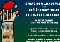 Strašidla haló ven - Praha Park Václavka