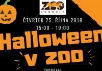 Halloween v Zoo Hodonín