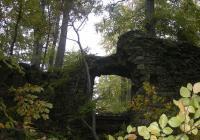 Zřícenina hradu Rožnov, Rožnov pod Radhoštěm