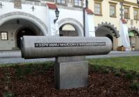 Pomník Jana Milíče z Kroměříže, Kroměříž
