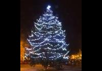 Rozsvícení vánočního stromu - Neratovice