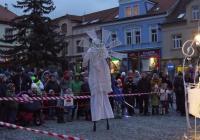 Rozsvícení vánočního stromu - Boskovice