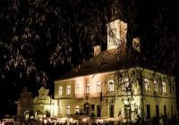 Rozsvícení vánočního stromu - Žamberk