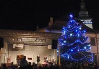 Rozsvícení vánočního stromu - Pelhřimov
