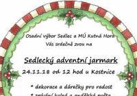Sedlecký adventní jarmark - Kutná Hora