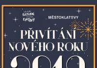 Přivítání nového roku - Klatovy