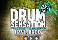 Drum Sensation │DJ Katcha , DJ Kato │ Havl. Brod