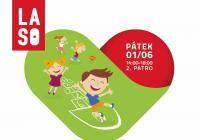 Den dětí - Obchodní centrum Laso Ostrava