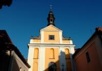 Kostel sv. Ducha, Broumov