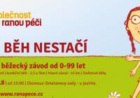 Jeden běh nestačí - Smetanovy sady Olomouc