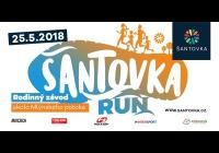 Šantovka run - Olomouc