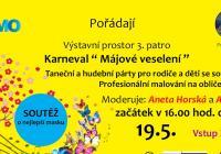 Karneval v Obchodním centru Letmo Brno