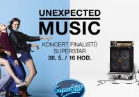 Koncert finalistů Superstar
