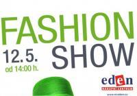 Fashion show - Nákupní centrum Eden Praha