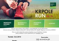 Krpole Run - Nákupní centrum Královo Pole Brno