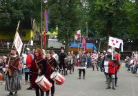 Historická slavnost Barchan - Jemnice