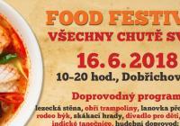Food festival - Zámek Dobřichovice
