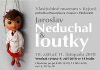Jaroslav Neduchal a loutky - Vlastivědné muzeum Kyjov