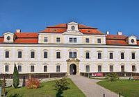 Orlický salon - Kolowratský zámek Rychnov nad Kněžnou