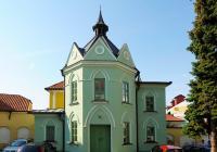 Kaple sv. Kříže, Kroměříž