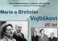 Marie a Břetislav Vojtíškovi – 90 let