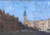Staré Pardubice očima malířů