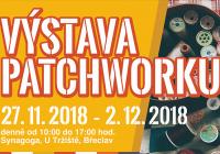 Výstava patchworku 2018