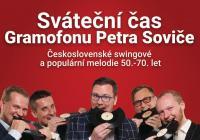 Sváteční čas Gramofonu Petra Soviče