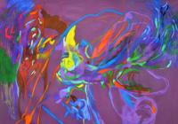 Liščí píseň / Volný cyklus obrazů