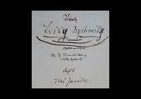 Příhody lišky Bystroušky, rukopisy, dokumenty