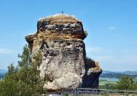 Skalní hrad Jestřebí, Jestřebí