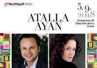 Simona Šaturová & Atalla Ayan
