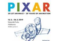 PIXAR / 30 let animace