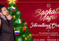 Bachata Magic Party - International Christmas